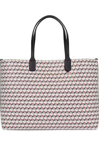 Tommy Hilfiger Shopper »Iconic Tote-Bag«, mit herausnehmbarer Innentasche kaufen