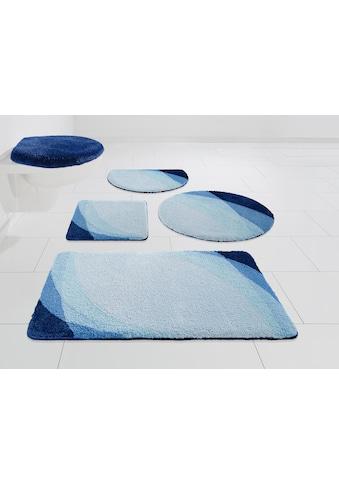 Badematte »Benka«, Home affaire, Höhe 15 mm, strapazierfähig kaufen