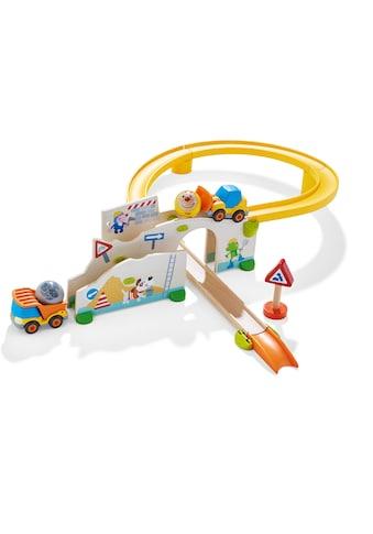 Haba Kugelbahn »Kullerbü – Auf der Baustelle« kaufen