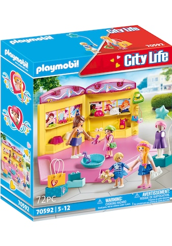 Playmobil® Konstruktions-Spielset »Kids Fashion Store (70592), City Life«, Made in Germany kaufen