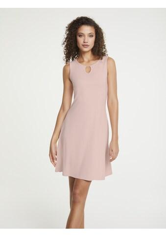 Jerseykleid mit Cut - Out kaufen