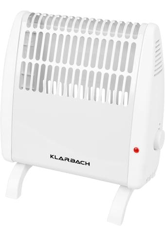 KLARBACH Konvektor »HK 34523 we«, 450 W kaufen