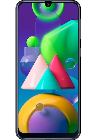 Samsung Galaxy M21 Smartphone (16,21 cm / 6,4 Zoll, 64 GB, 48 MP Kamera) kaufen