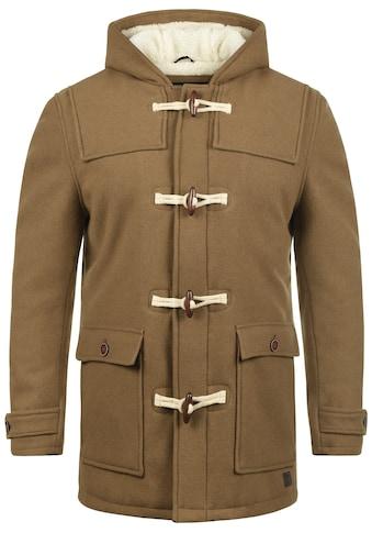 Indicode Dufflecoat »Columbia«, Mantel mit Teddyfütterung kaufen