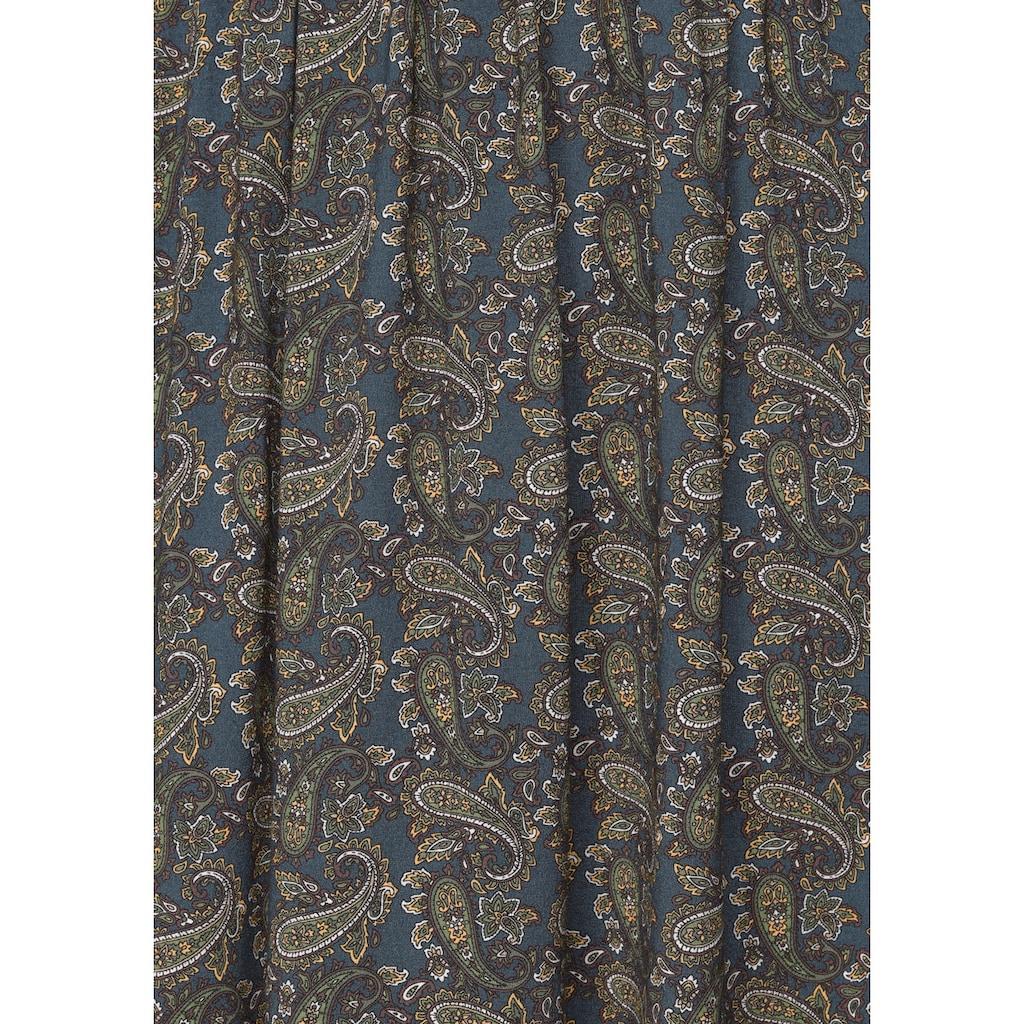 Boysen's Jerseykleid, Mit feinem Paisley Druck