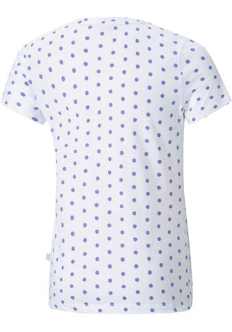 PUMA T-Shirt »ESS+ Dotted Tee G« kaufen