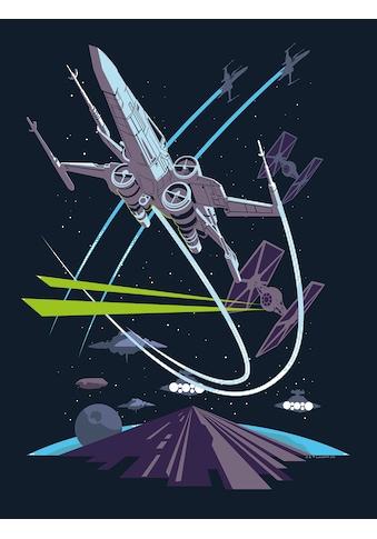 Komar Poster »Star Wars Classic Vector X-Wing«, Star Wars kaufen