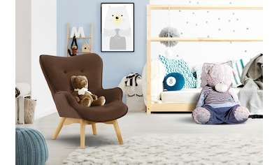 Lüttenhütt Sessel »Duca Mini«, in kleiner Ausführung für Kinder kaufen