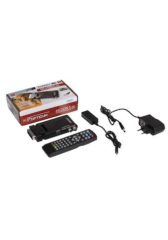 Opticum Red DVB-T2 Receiver »Lion Air 5« kaufen