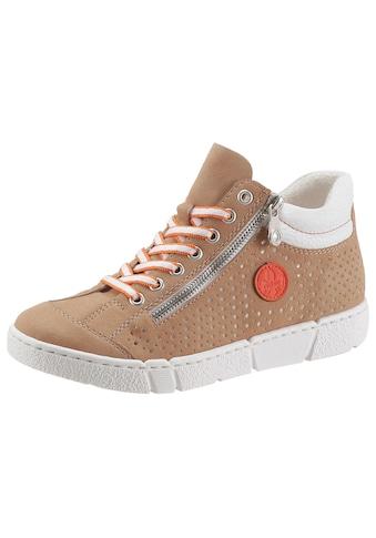 Rieker Sneaker, mit seitlicher Perforation kaufen