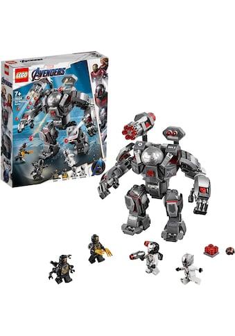 """LEGO® Konstruktionsspielsteine """"War Machine Buster (76124) LEGO® Marvel Super Heroes™"""", Kunststoff kaufen"""