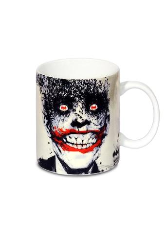 LOGOSHIRT Tasse mit tollem Print »DC Comics  -  Batman  -  Joker Bats« kaufen