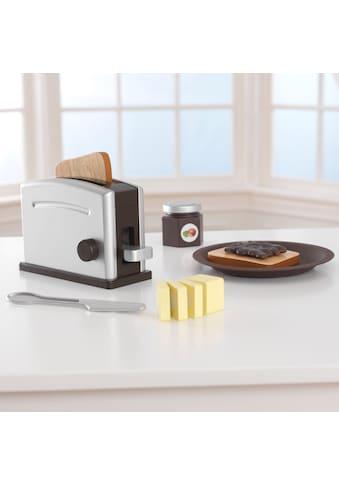 KidKraft® Kinder-Toaster »Toaster-Set (11tlg.)«, (Set, 11 tlg.), mit beweglichen... kaufen