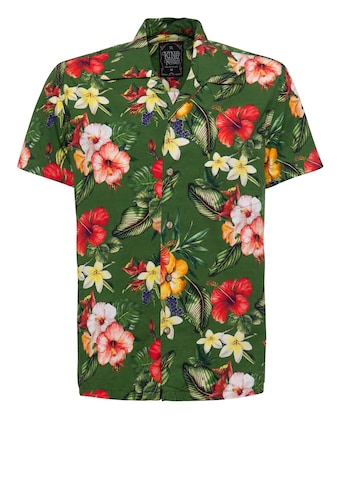KingKerosin Hawaiihemd »Tropic«, mit Reverskragen und floralem Muster kaufen