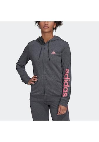 adidas Performance Kapuzensweatjacke »ESSENTIALS FULL-ZIP HOODIE« kaufen