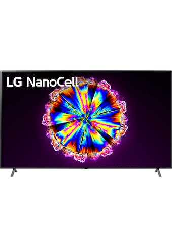 "LG LED-Fernseher »86NANO906NA«, 217 cm/86 "", 4K Ultra HD, Smart-TV, NanoCell kaufen"