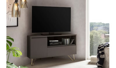 SalesFever TV-Board, Ecklösung, Lowboard in praktischer Form, TV-Kommode matt... kaufen