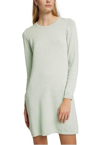 edc by Esprit Strickkleid, im klassischen Look kaufen