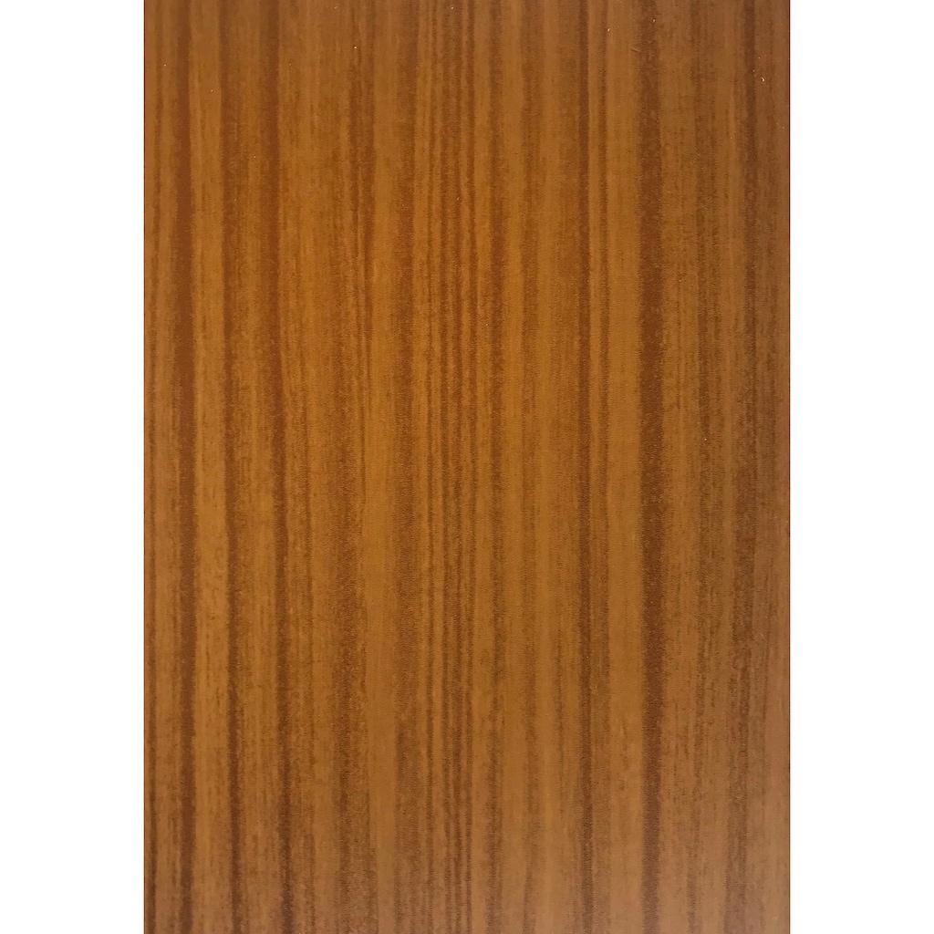 Falttür »Dekor 3 Sole«, BxH: 88,5x202 cm, Buchefarben mit Motiv im Fenster