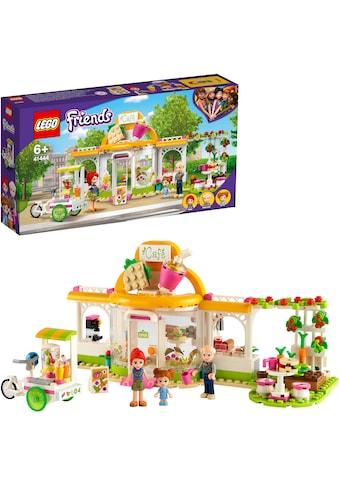 LEGO® Konstruktionsspielsteine »Heartlake City Bio-Café (41444), LEGO® Friends«, (314 St.), Made in Europe kaufen