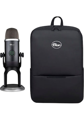 Blue Streaming-Mikrofon »Yeti X«, inkl. Rucksack kaufen