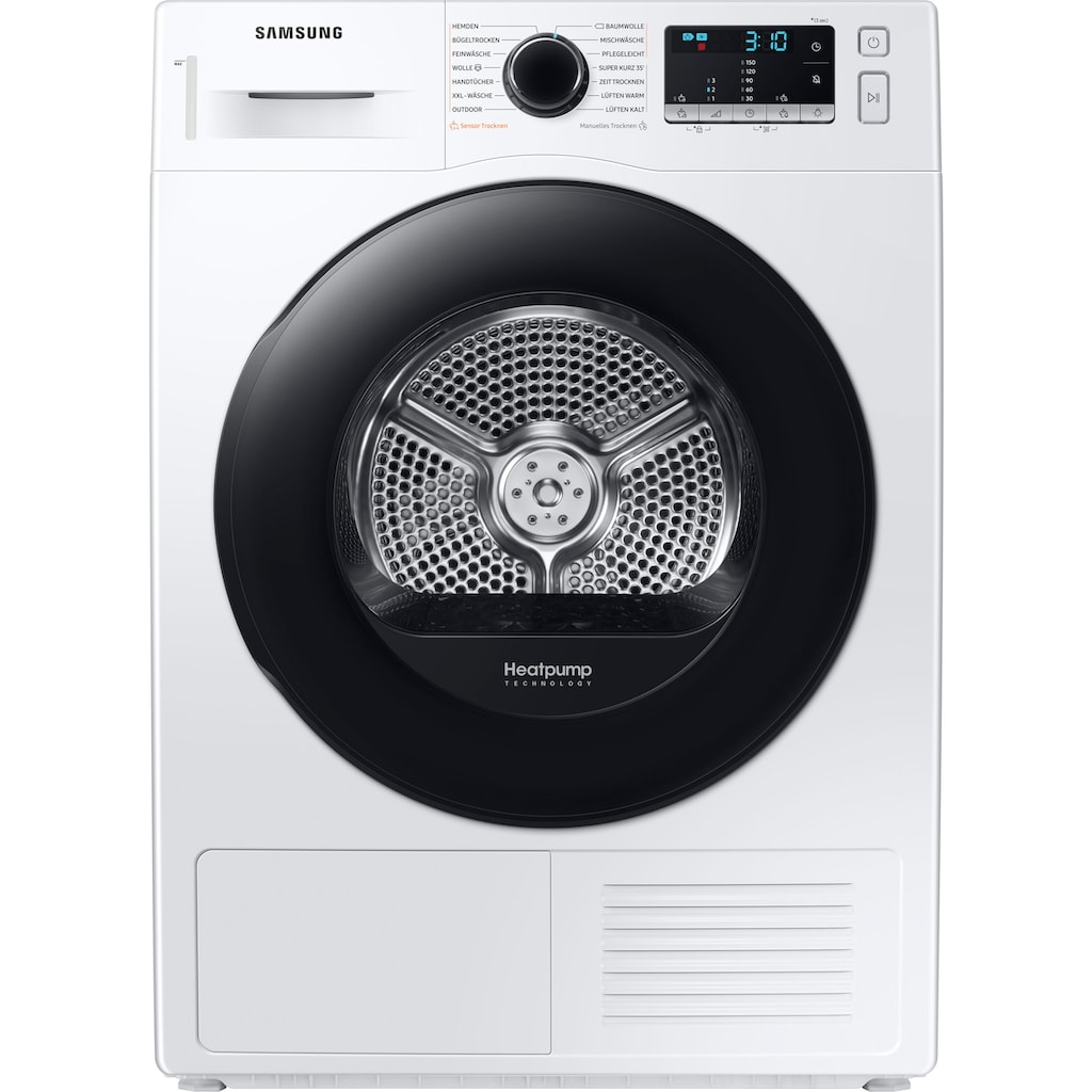 Samsung Wärmepumpentrockner »DV81TA020AE/EG«, DV5000T (LED)