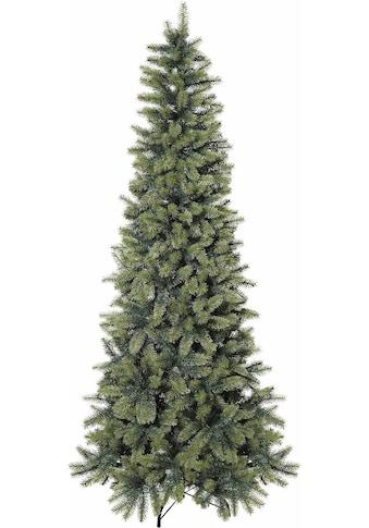 Künstlicher Weihnachtsbaum, in schlanker Form kaufen
