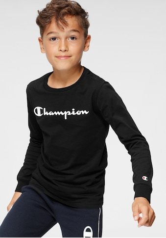Champion Langarmshirt »LONG SLEEVE T - SHIRT« kaufen