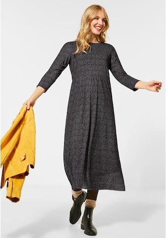 STREET ONE Jerseykleid, mit Taillierung kaufen
