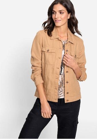 Olsen Kurzjacke, mit Brusttaschen und seitlichen Eingrifftaschen kaufen