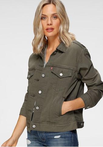 Levi's® Jeansjacke, mit durchgehender Knopfleiste kaufen