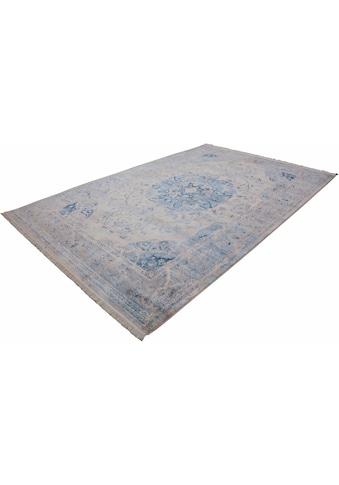 LALEE Teppich »Vintage 701«, rechteckig, 7 mm Höhe, Besonders weich durch Microfaser,... kaufen