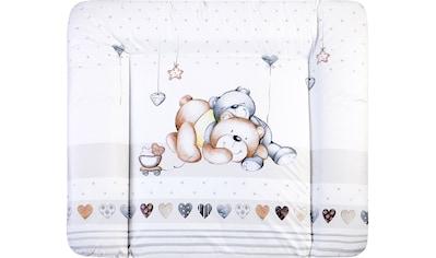 Julius Zöllner Wickelauflage »Softy - Schmusebär«, Made in Germany kaufen