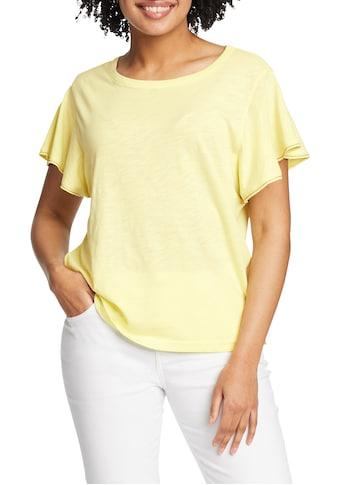 Eddie Bauer T-Shirt, Gate Check T-Shirt mit weiten Ärmeln kaufen