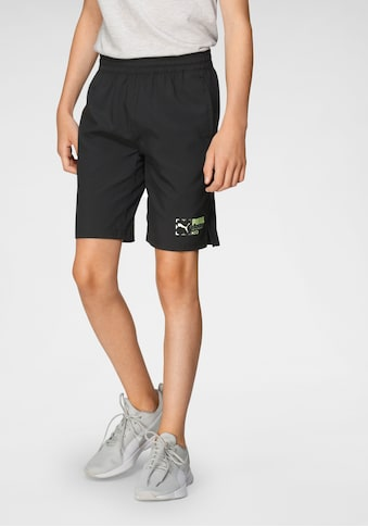 PUMA Funktionsshorts »ACTIVE SPORTS WOVEN SHORTS BOYS« kaufen