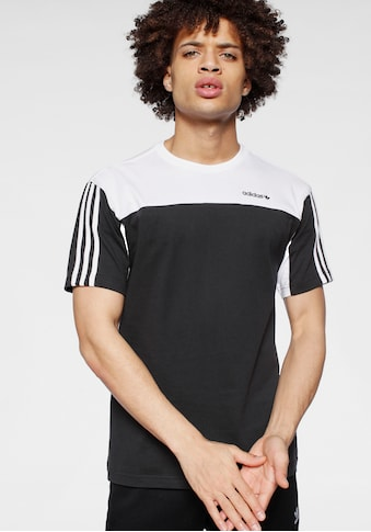 adidas Originals T - Shirt »CLASSICS SHORT SLEEVE TEE« kaufen