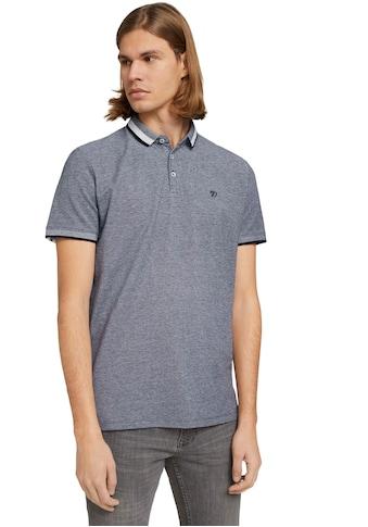 TOM TAILOR Denim Poloshirt kaufen