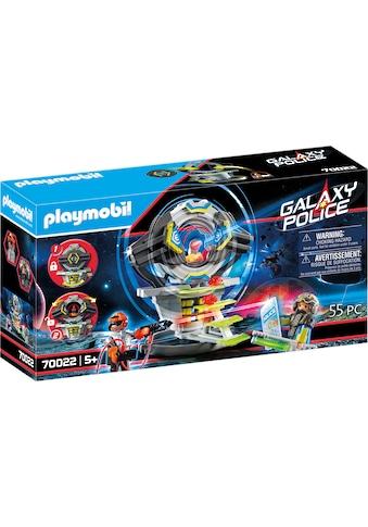 "Playmobil® Konstruktions - Spielset ""Tresor mit Geheimcode (70022), Galaxy Police"", Kunststoff kaufen"