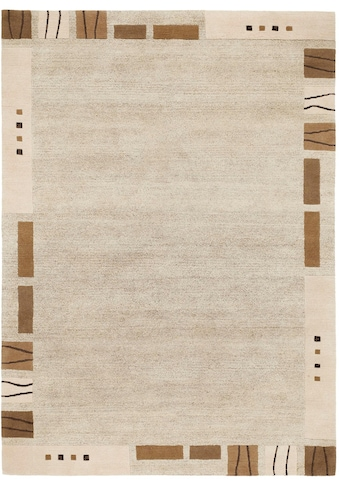 OCI DIE TEPPICHMARKE Teppich »Davina Musa«, rechteckig, 20 mm Höhe, handgeknüpft,... kaufen
