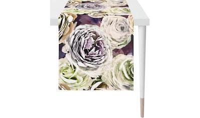 APELT Tischläufer »Anais - Rosenblüten«, Digitaldruck kaufen