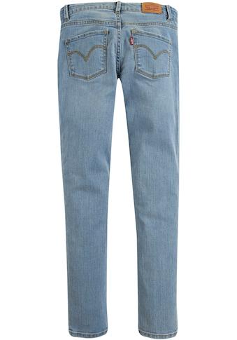 Levi's Kidswear Stretch-Jeans »710«, in schlichter Waschung kaufen