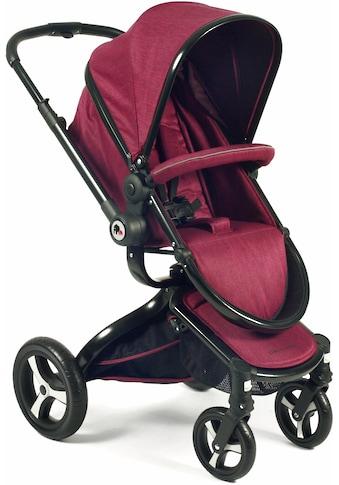 CHIC4BABY Kombi-Kinderwagen »Platino, rot«, 15 kg kaufen