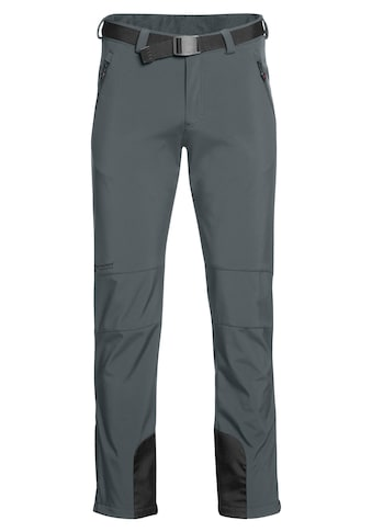 Maier Sports Funktionshose »Tech Pants M«, Warme Softshellhose, winddicht, elastisch kaufen
