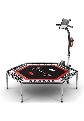 Sportstech Fitnesstrampolin »HTX100«, Ø 137 cm kaufen