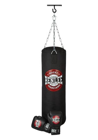 Benlee Rocky Marciano Boxsack »THUNDER«, mit praktischem Haken kaufen