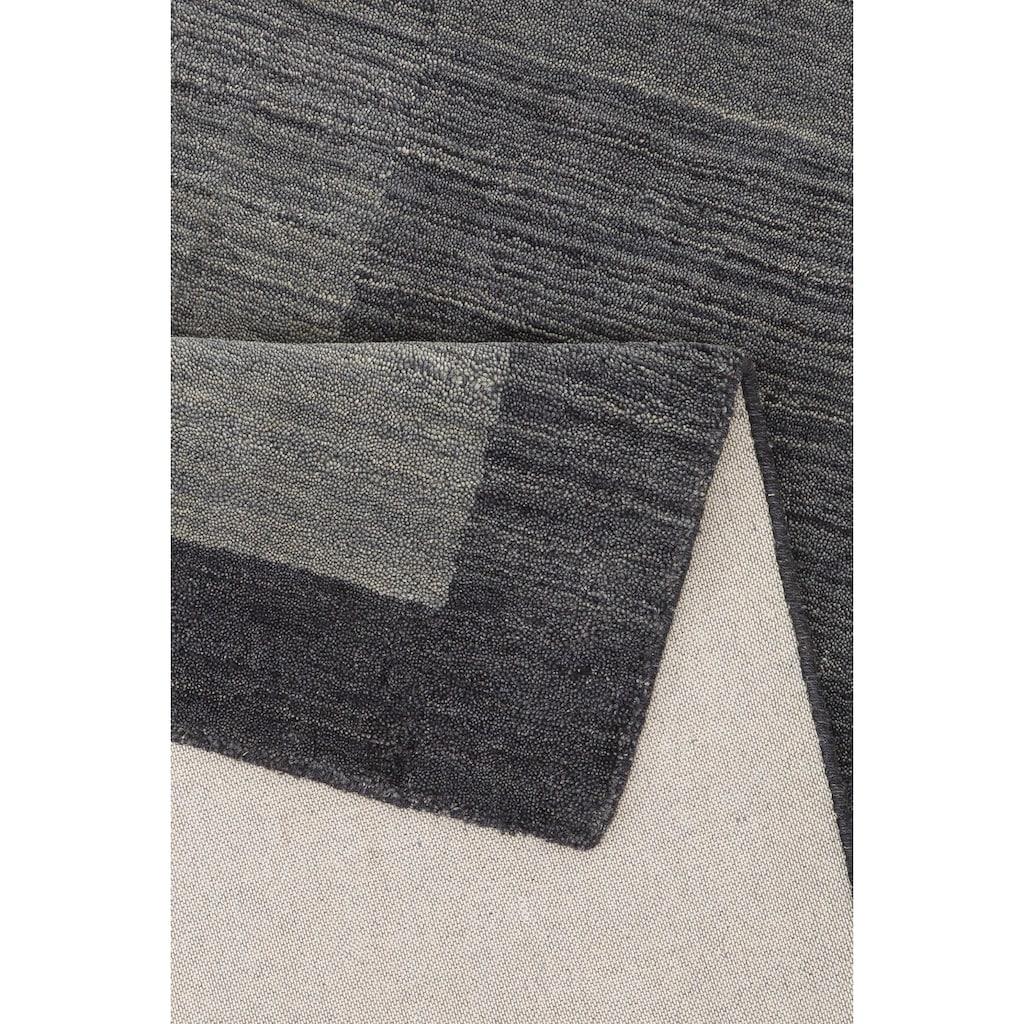 Theko Exklusiv Läufer »Gabbeh Super«, rechteckig, 9 mm Höhe, mit Bordüre