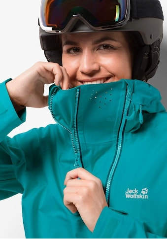 Jack Wolfskin Skijacke »EXOLIGHT RANGE JACKET WOMEN« kaufen