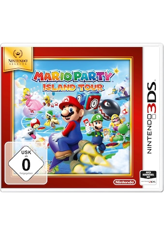 Mario Party: Island Tours Nintendo 3DS kaufen