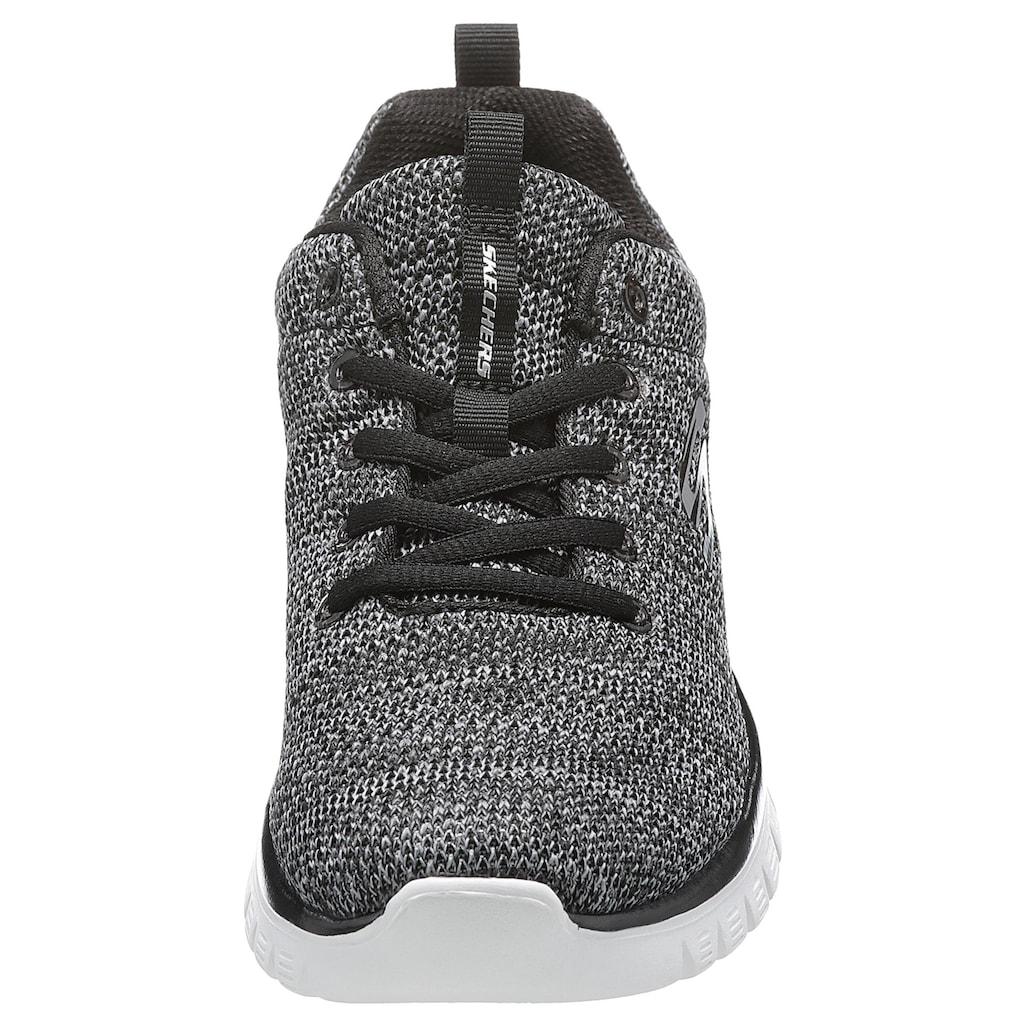 Skechers Sneaker »Graceful - Twisted Fortune«, mit Memory Foam