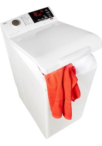 AEG Waschmaschine Toplader »L6TB61370«, L6TB61370, ProSense - Mengenautomatik kaufen
